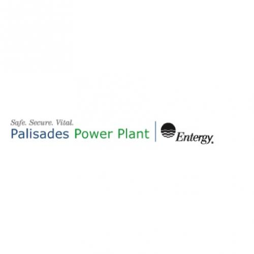 Palisades Power Plant Logo